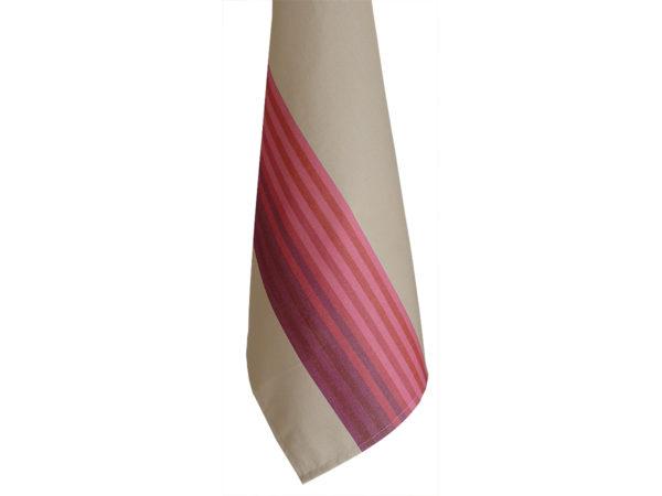 Torchon de cuisine en coton rouge carmin AUTHENTIQUE