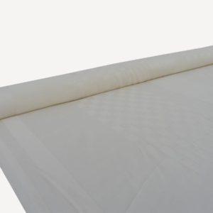 Tissu coton au metre blanc