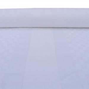 Tissu au mètre blanc ROQUEFIXADE