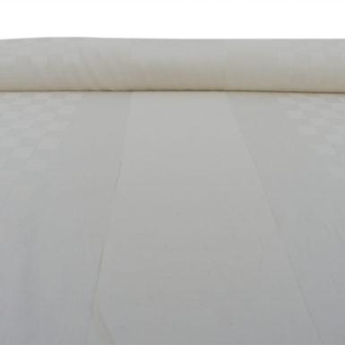 Tissu au mètre naturel en coton ROQUEFIXADE