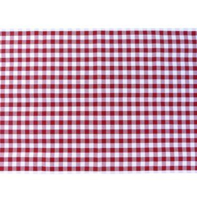 Torchon de cuisine coton rouge GUINGUETTE