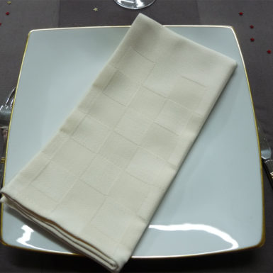 Serviette de table naturel ROQUEFIXADE