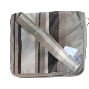 Trousse vanity beige naturel TISSAGES CATHARES