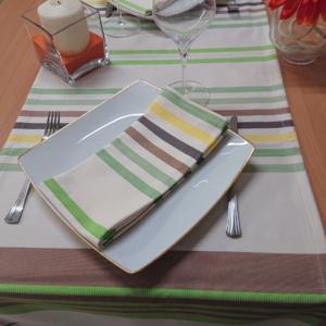 serviette-de-table-pistache-camon