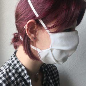 Masque de protection Tissages Cathares Lavable
