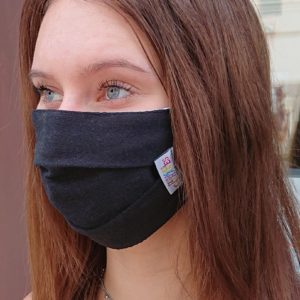 masque de protection lavable Tissages cathares