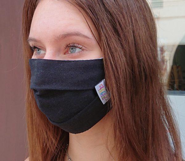 masque de protection lavable Tissages cathares