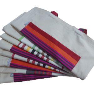 sacs-course-tissu