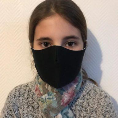 nouveau-masque ado-noir
