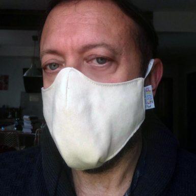 nouveau-masque tissu ecru homme