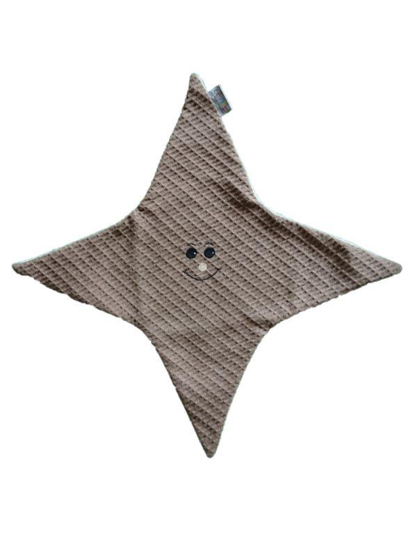 doudou-étoile-étain-nid-abeille